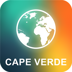 Cape Verde Offline Map