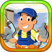 Office Repair - Builder game APK for Bluestacks