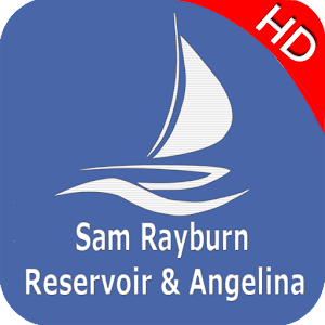 Sam Rayburn Reservoir & Angelina National Forest For PC / Windows 7/8/10 / Mac – Free Download