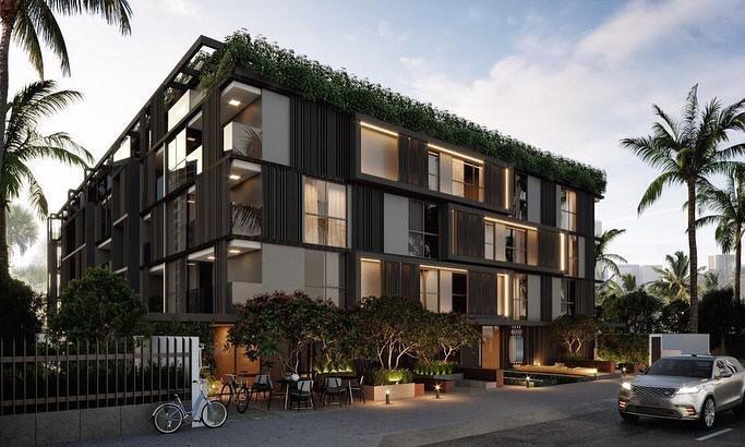 Apartamento com 1 dormitório à venda, 31 m² por R$ 312.287 - Cabo Branco - João Pessoa/PB