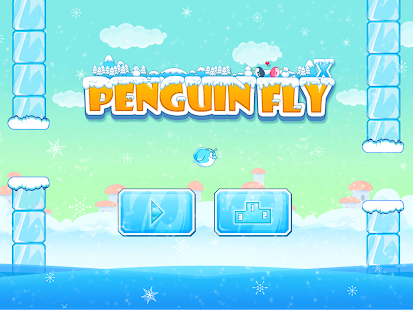Penguins Fly - screenshot