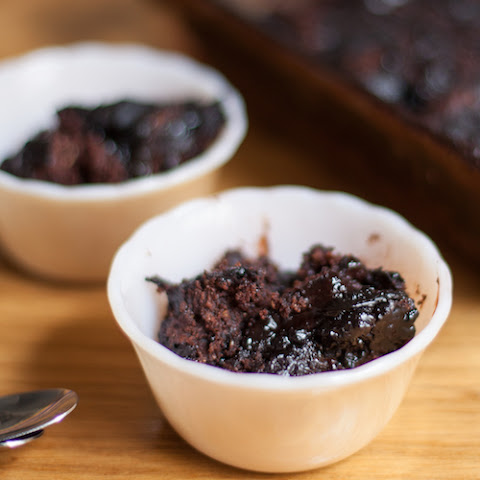 Saucy Hot Fudge Pudding