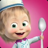 Game Masha Cooking dash and dinner APK for Kindle