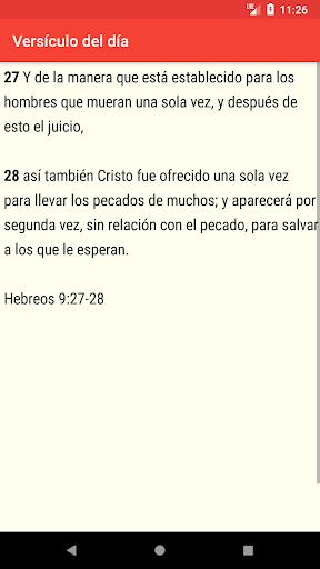 Biblia Católica Gratis screenshot 5