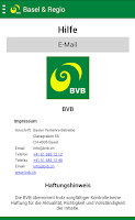 Screenshot of Basel & Regio
