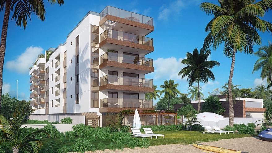 Apartamento residencial à venda, Areia Dourada, Cabedelo.