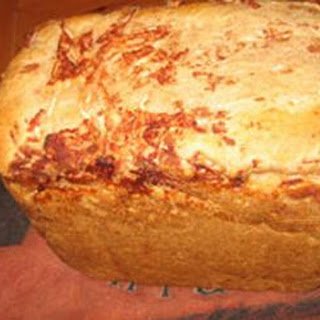 Cinnamon Apple Bread (Bread Maker)