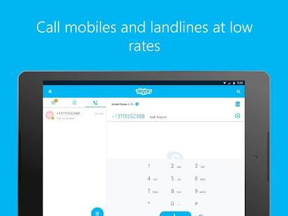 Skype - free IM & video calls APK for Blackberry