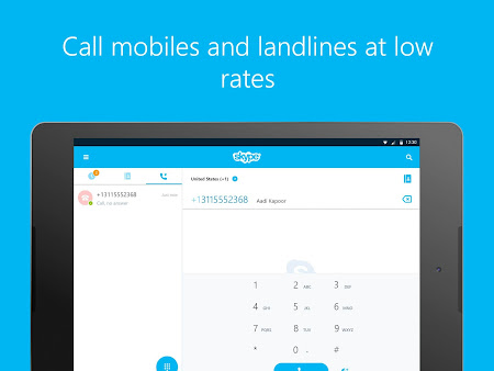 Skype - free IM & video calls 7.26.0.288 screenshot 576802