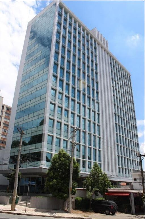 Conjunto Andares Corporativos Para Alugar, 1612 m² por R$ 128.960/mês - Rua Minas Gerais, 316 - Consolação/Higienópolis - São Paulo/SP - CJ2884