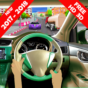 Download Race Car in Extreme Traffic : Car Racing  Game For PC Windows and Mac