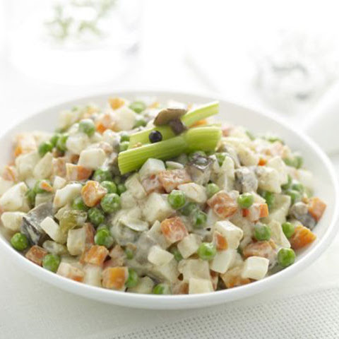 Russian / Polish Salad