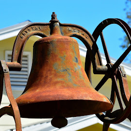 Church Bell by Kevin Dietze - Artistic Objects Antiques