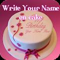 Cake with Name wishes APK for Ubuntu