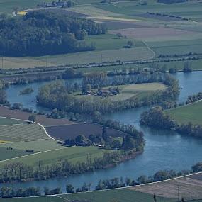 Island on the river by Radisa Miljkovic - Uncategorized All Uncategorized