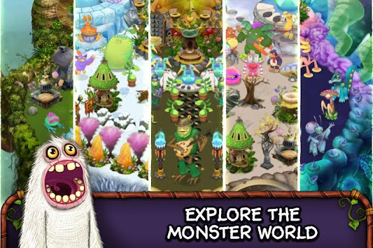 My Singing Monsters APK screenshot thumbnail 18