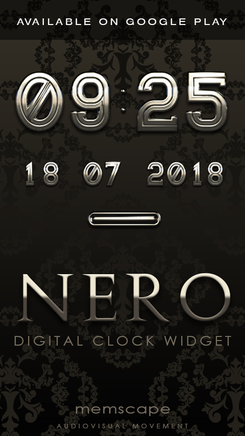 NERO Next Launcher 3D Theme Screenshot 5