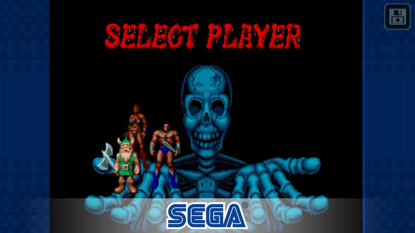 Golden Axe Classic Screenshot 3