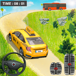 Grand Taxi Simulator : Modern Taxi Game 2020 for pc