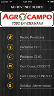 AGROVENDEDORES - screenshot