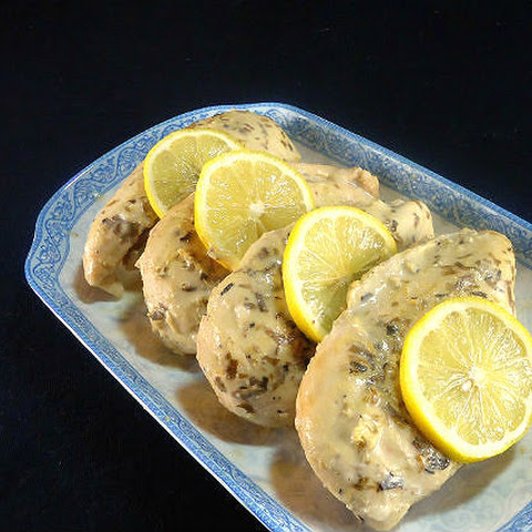 French Crock-Pot Lemon Chicken