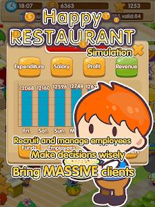 HappyRestaurant Sim 1.11