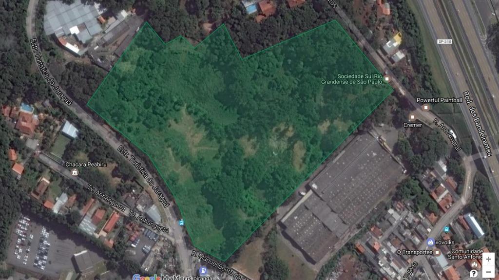 Terreno, Vila Jaraguá, São Paulo (AR0603)