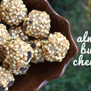 Almond Butter Chews