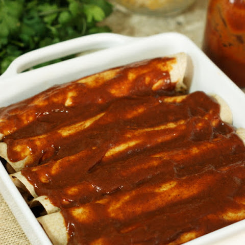 Homemade Enchilada Sauce (Printable recipe)
