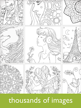 Colorfy - Coloring Book Free APK screenshot thumbnail 3