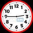 Ticker Tells Time