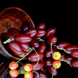 Dates by Asif Bora - Food & Drink Fruits & Vegetables