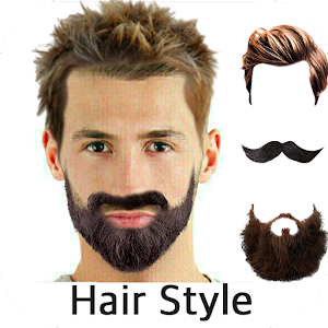 Hair Mustache Style Changer