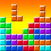Download Brick Fall Classic Free Game APK to PC