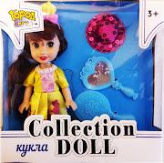 "Кукла ""Collection Doll"" Софья набор"