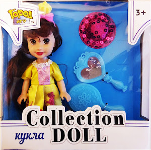 "Кукла ""Collection Doll"" Софья набор"