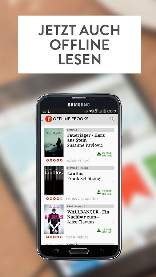 readfy - eBooks gratis lesen Screenshot 2