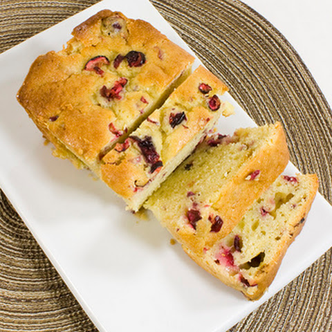 cranberry orange bread machine