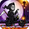 Halloween Town Racing APK for Bluestacks