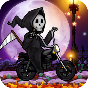 Halloween Town Racing For PC (Windows & MAC)