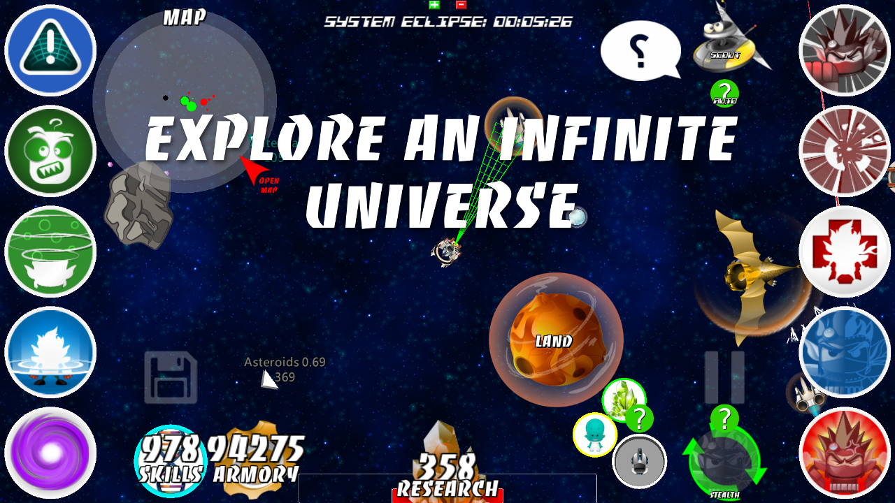 FAR STARS Screenshot 0