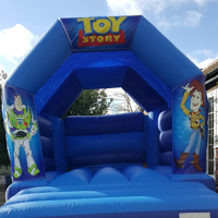 Toy Story Castle for Hire in Surbiton and Surrey