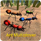 Ant World Multiplayer APK for Bluestacks