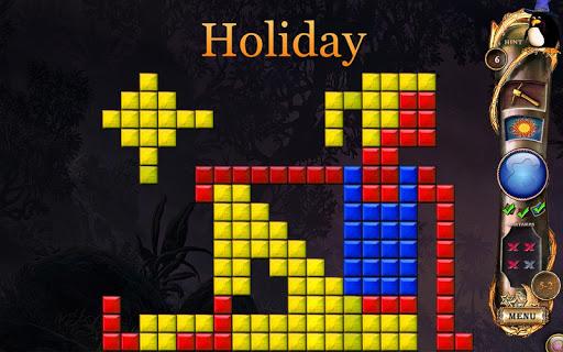 Fantasy Mosaics 11 - screenshot