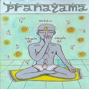 Pranayama Exercises - screenshot