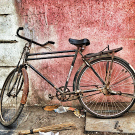 Cycle story by Prachi More - City,  Street & Park  Street Scenes