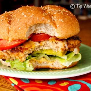 Buffalo Turkey Burgers Recipes
