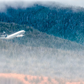 Mistair by Rajiv Bhardwaj - Transportation Airplanes