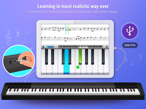 Piano + APK screenshot thumbnail 13