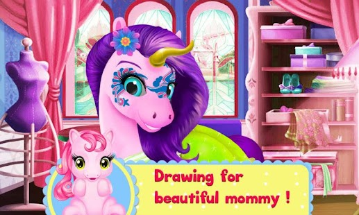 Beauty Pets Face Painting- screenshot
